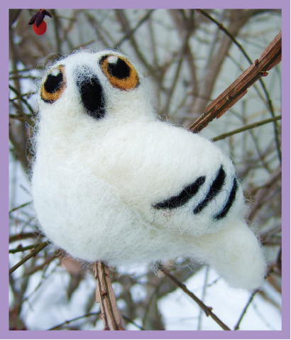Needle Felting Animal Kit Product Image