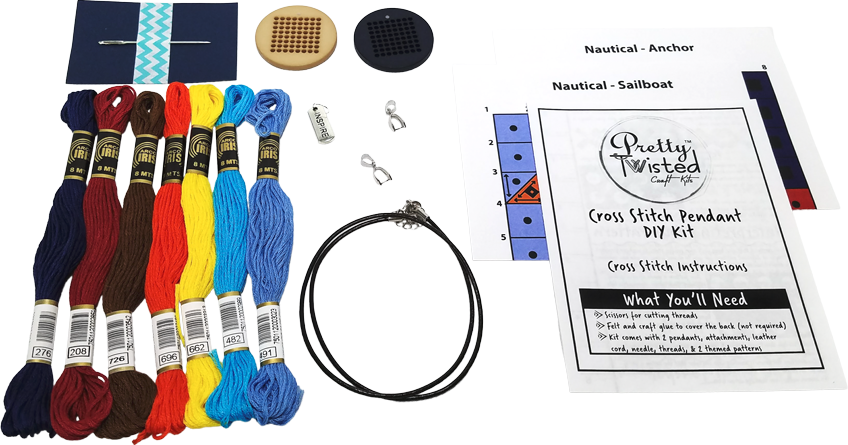 Nautical Pendant Kit
